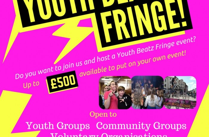 Your own Youth Beatz Fringe