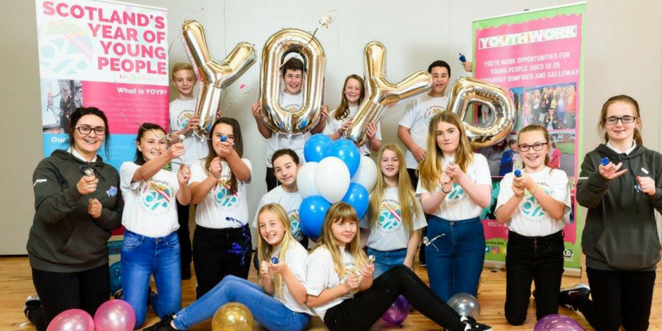 Scotland's Year of Young People 2018